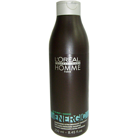 Loreal-HommeEnergicShampoo